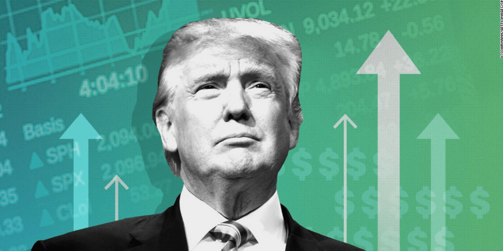 The Donald and the Stock Market