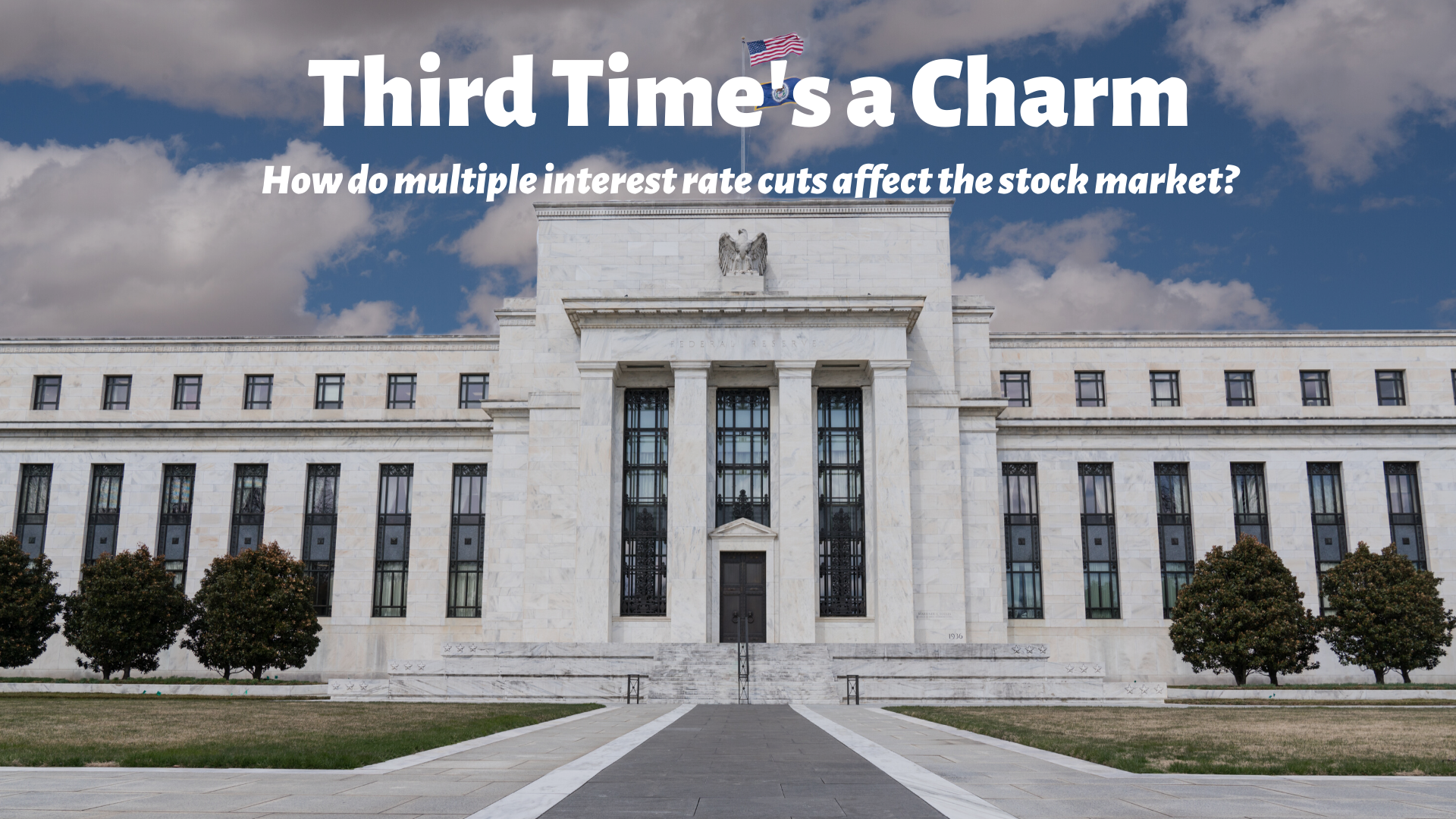 When It Comes To The Fed, Third Time's The Charm
