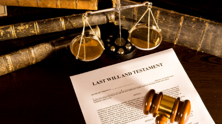 6741Revocable Trust As A Will Substitute