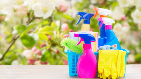 7413Five Tips For Financial Spring Cleaning